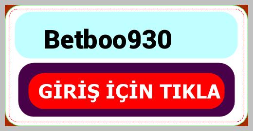 Betboo930