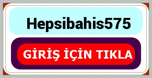 Hepsibahis575