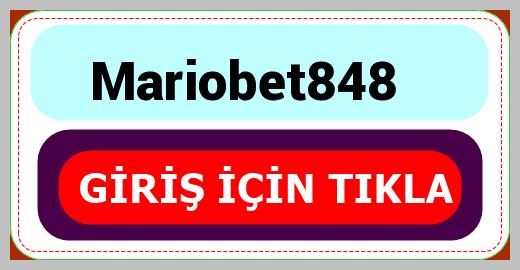 Mariobet848