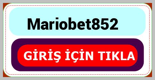 Mariobet852