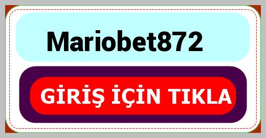 Mariobet872
