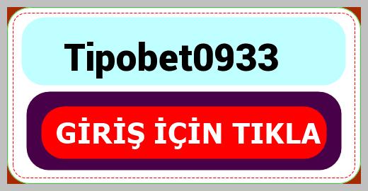 Tipobet0933